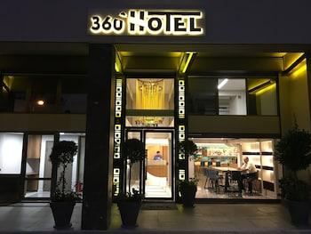 360 度波普藝術飯店