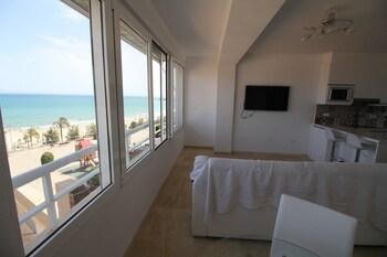 波斯提癸特海攤公寓飯店
