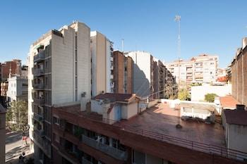 巴巴塞隆納奎爾公園公寓飯店