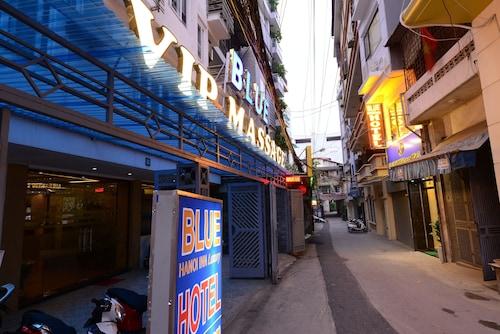 河內藍色豪華飯店