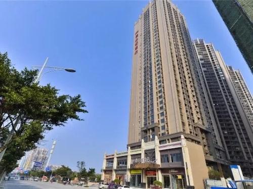 桂林曼哈頓酒店 - 高鐵北站店