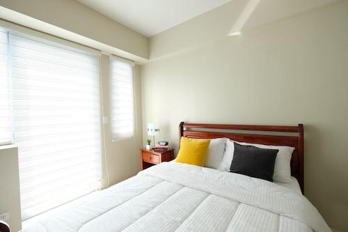亞洲家庭旅館棕櫚樹別墅