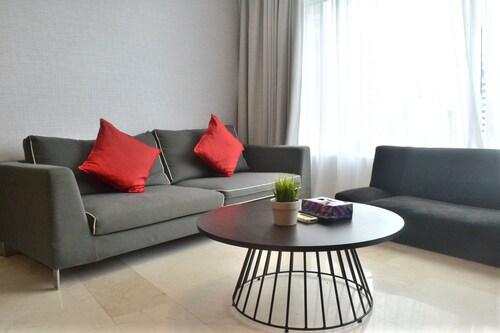 雙子星大樓吉隆坡塔景觀奢華套房飯店