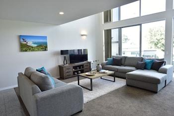 埃普瑟姆現代兩房公寓飯店
