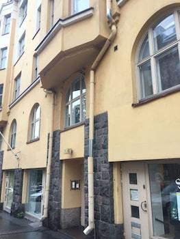 赫爾辛基市公寓飯店
