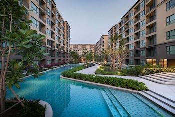 雨之放鬆公寓式客房 - 公寓 424 號