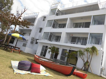 海灘客房飯店