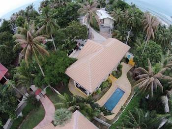 帕岸島 3 房海灣景觀別墅飯店