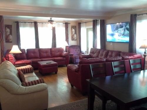 賈維斯水畔海濱公園海灘 5 房別墅飯店