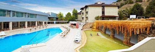 帕姆熱水浴診斷 Spa 飯店