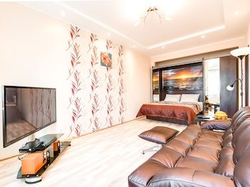 Design Apartment Budapeshtskaya 7