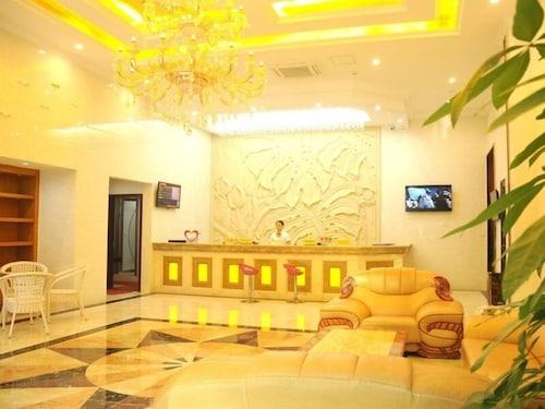 格林豪泰廣東省深圳市寶安區西鄉坪洲地鐵站商務酒店