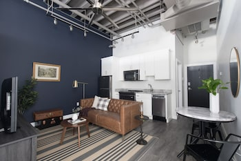 Lovely 1BR in Downtown Crossing