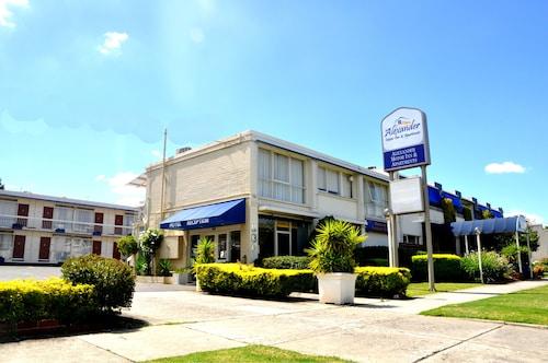 亞歷山大公寓汽車旅館