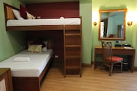 Standard Room, 3 Twin Beds, Non Smoking