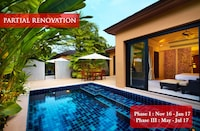 1 Bedroom Pool Villa - Breakfast included Non refundable