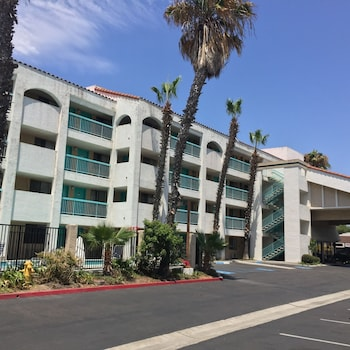 Travel Inn - Chula Vista, CA 91910 - Property Grounds