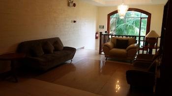 Boracay Beach Club Living Area