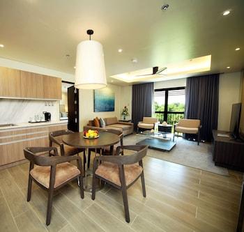 Fairways and Bluewater Resort Boracay In-Room Kitchen