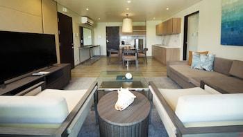 Fairways and Bluewater Resort Boracay Living Area
