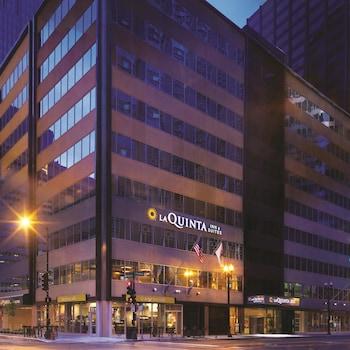 芝加哥市中心拉昆塔套房飯店