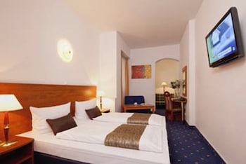 Hotel Atrium Charlottenburg (08.09.2017 - 10.09.2017)