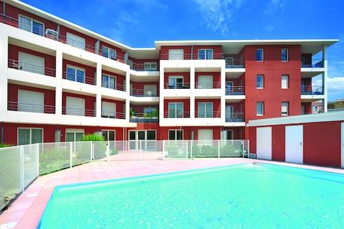 普羅旺斯地區艾克斯杜然城市公寓飯店