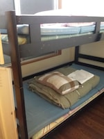 Semi-Double Room (2 bunk beds, or 2 futons)