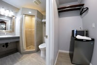 Premier Double Room, 2 Double Beds, Refrigerator & Microwave