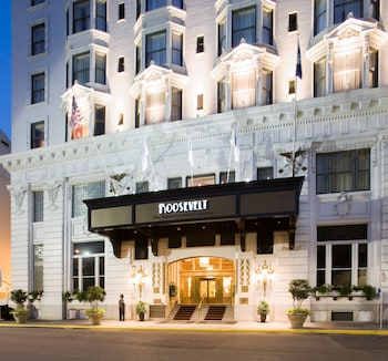 The Roosevelt New Orleans A Waldorf Astoria Hotel 1 3 Miles From Cruise Port Terminal