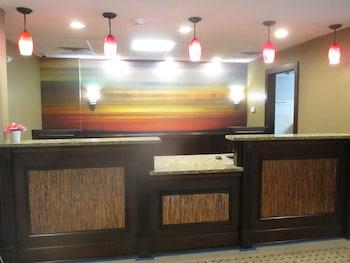 Best Western Plus Crawfordsville Hotel - Crawfordsville, IN 47933 - Reception