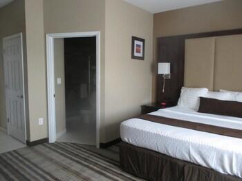 Best Western Plus Crawfordsville Hotel - Crawfordsville, IN 47933 - Guestroom