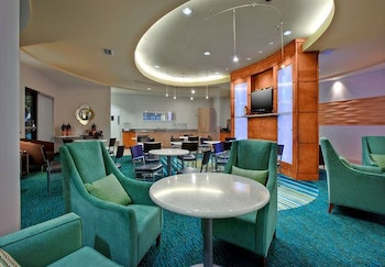 SpringHill Suites by Marriott Baton Rouge North/Airport - Baton Rouge, LA 70807 - Lobby