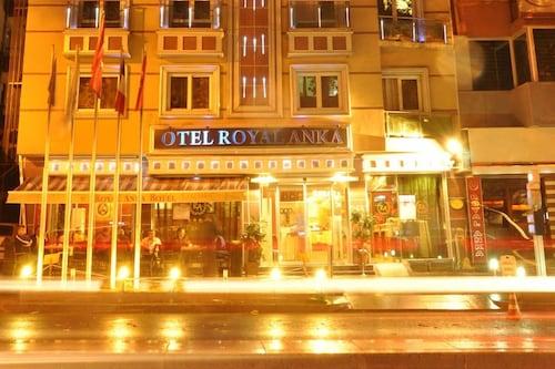 皇家安卡飯店