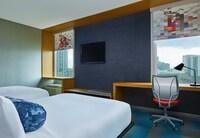aloft, Room, 2 Queen Beds