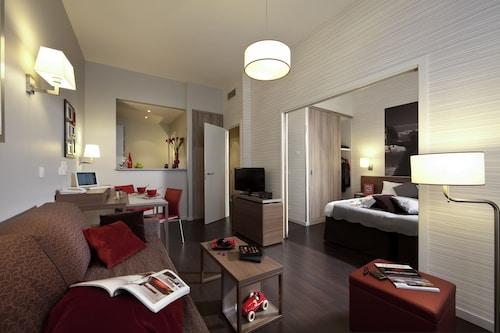 布魯塞爾大宮殿阿德吉奧阿克瑟斯公寓飯店