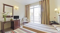 Triple room with french balcony (2 adults + 1 child)