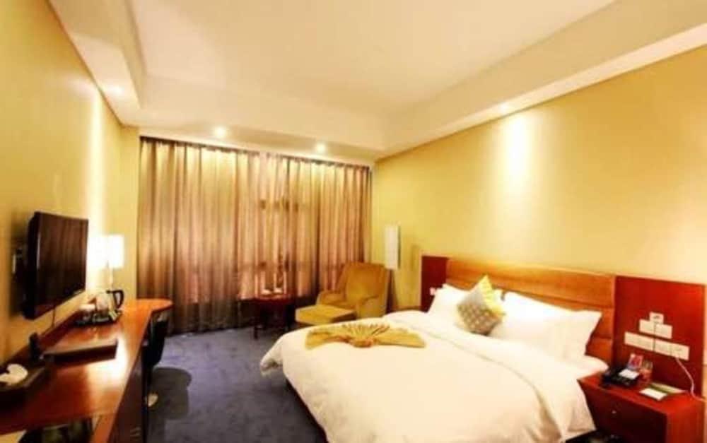 Qingdao Tianrunjinwang Hotel Qingdao Price Address Reviews