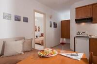 Apartment, 1 Bedroom, Sea View