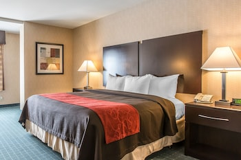 Comfort Inn And Suites Colton - Colton, CA 92324 - Guestroom
