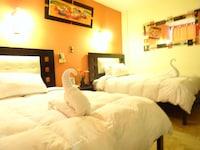 Habitacion Familiar con 2 camas dobles matrimoniales