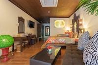 Deluxe Double Room Single Use, 1 Bedroom, Garden View, Garden Area