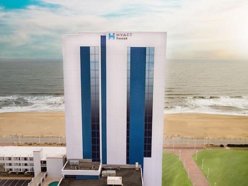 維吉尼亞海灘海濱凱悅旅館