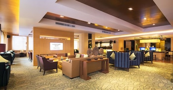 上海浦西萬怡酒店