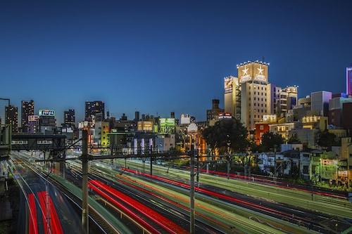 上野公園閃耀飯店