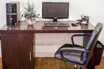 Sleep Inn & Suites - Evergreen, AL 36401 - Business Center