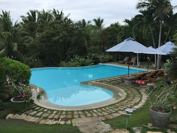 Amarela Resort Bohol Outdoor Pool