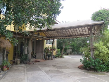 Amarela Resort Bohol Hotel Entrance