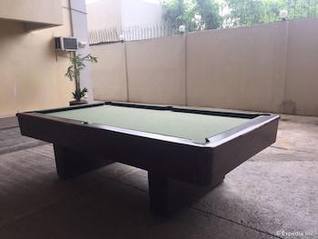 Cleverlearn Residences Cebu Billiards