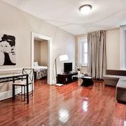 蒙特利爾市中心馬傑斯迪克住宅公寓飯店
